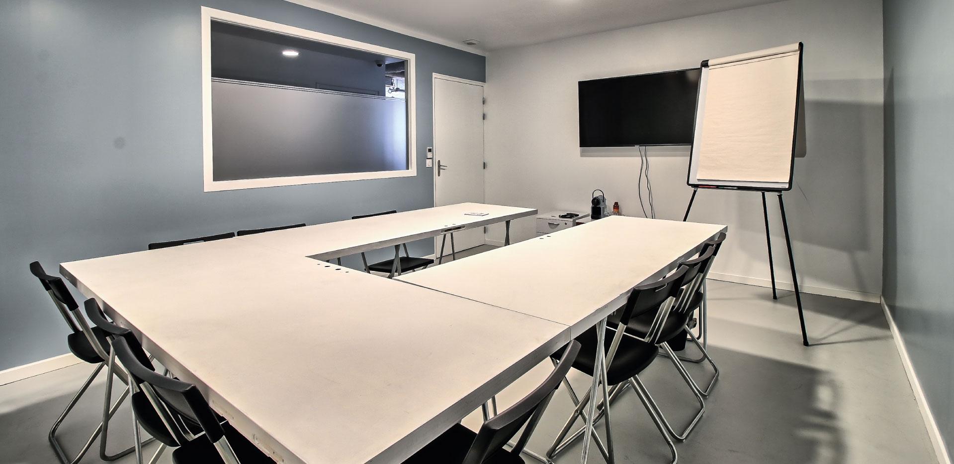 Salle de réunion à louer