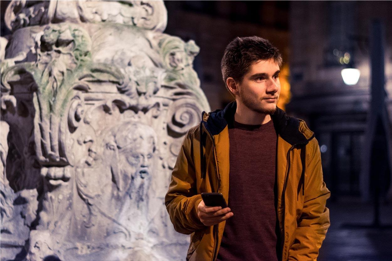 Quentin Leconte à Bordeaux